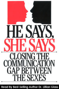 He Says She Says