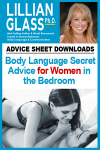 Body Language Secret Advice for Women in the Bedroom