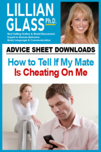 advice sheet How to Tell If My Mate Is Cheating On Me