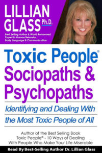 Toxic People®: Sociopaths and Psychopaths - Audio