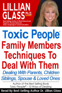 Toxic People: Family members technique to deal with them - Audio