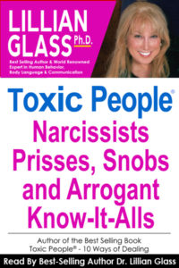 Toxic People:  Narcissists, Prisses, Snobs, and Know It Alls - Audio