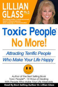 Toxic People: No More! Attracting Terrific People Who Make Your Life Happy - Audio