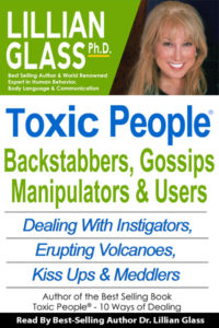 Toxic People: Backstabbers, Gossips Manipulators & Users - Audio