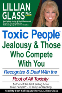 Toxic People: Jealousy and Those Who Compete - Audio