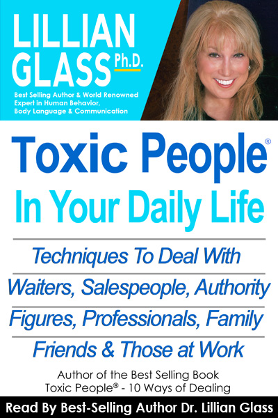 Toxic People: In Your Daily Life - Audio