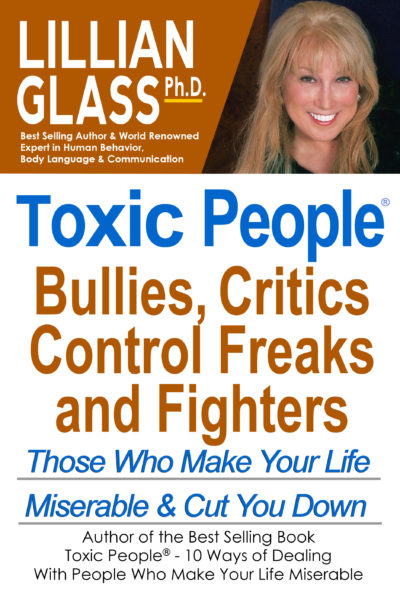 Toxic People: Bullies, Critics, Control Freaks, and Fighters - Audio